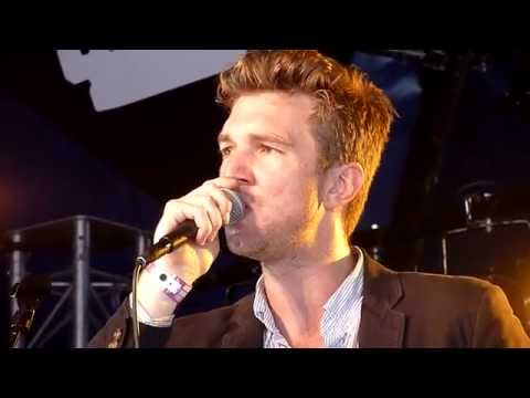 Hamilton Leithauser - All Or Nothing At All [Frank Sinatra cover - live at Lowlands - 15-08-2014]