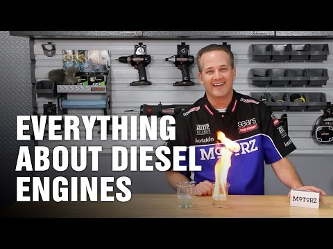 Everything You Ever Wanted To Know About Diesel Engines