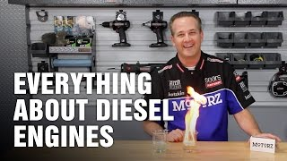Everything You Ever Wanted To Know About Diesel Engines Motorz #75