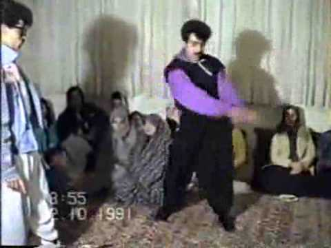 Qusay Hussein Breakdancing video (Saddam Hussein son)