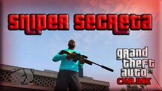 GTA V Online - Como pegar uma Sniper GRATIS [ GTA 5 Online Português PT-BR ]