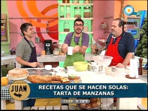 tarta de manzanas - cocineros argentinos kn