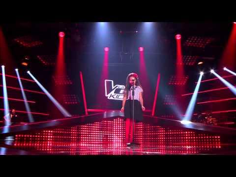 Isabella - Veo en ti la luz de Menken y Slater - LVK Colombia - Audiciones a ciegas - Temporada 1