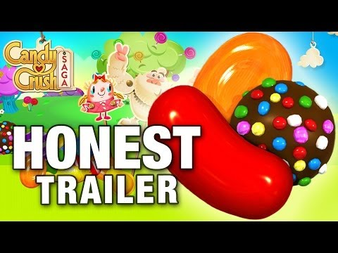 Candy Crush Saga Honest Game S