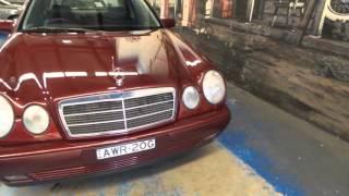 Mercedes Benz E240 1998 Classic