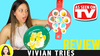 FLIPPIN FANTASTIC PANCAKE MAKER REVIEW | TESTING AS SEEN ON TV PRODUCTS