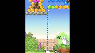 Simon's Cat Pop Time Level 270 - NO BOOSTERS 😺 | SKILLGAMING ✔️