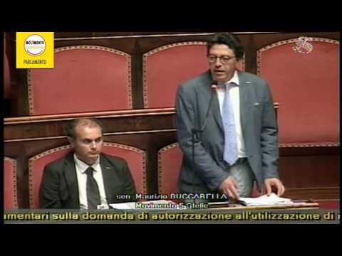 Autorizzazione utilizzo intercettazioni telefoniche Silvio Berlusconi, Buccarella (M5S)