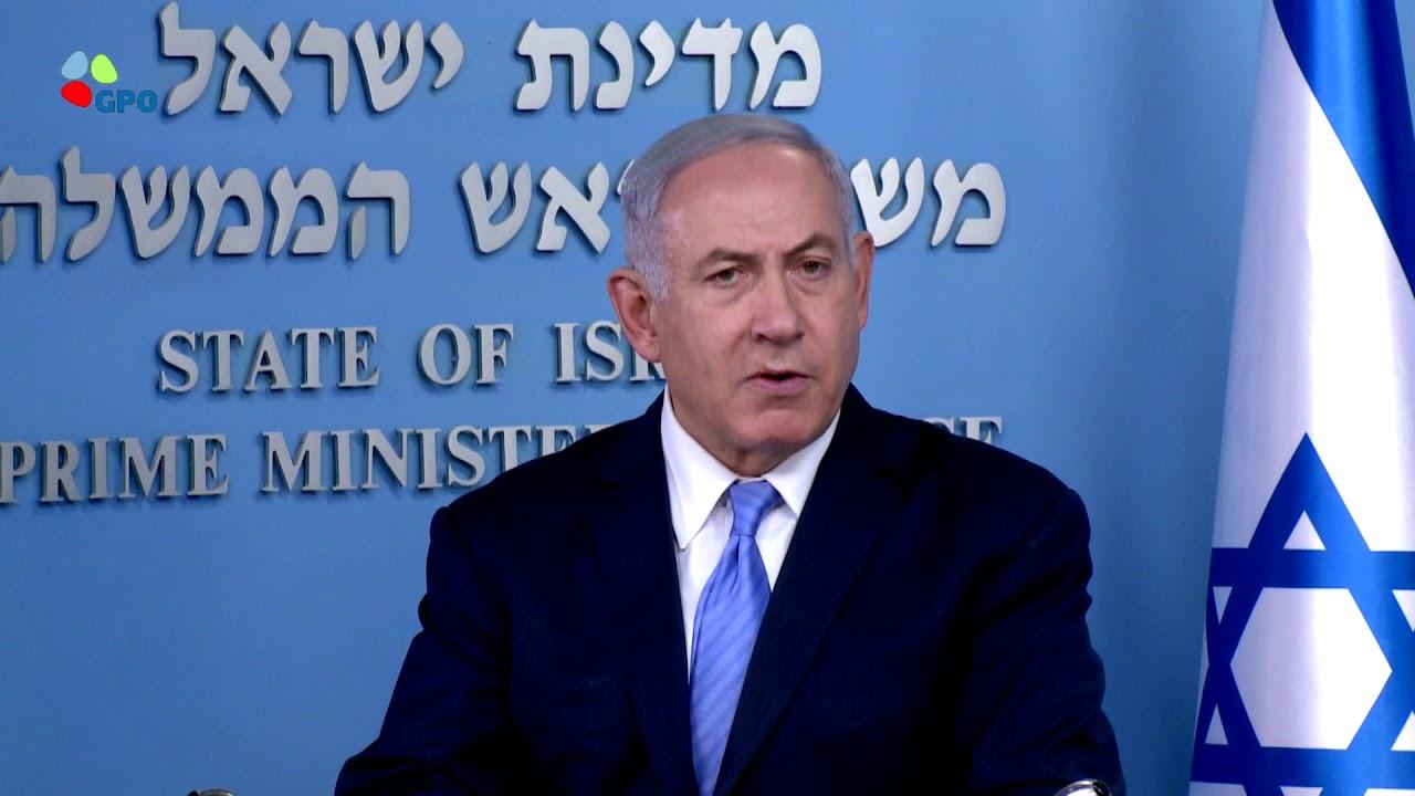 Netanyahus respons til at USA går ut av atomavtalen med Iran