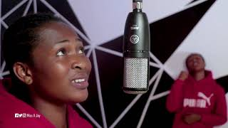 Miss A Jay  -   New Year Mashup (Daughters of glorious jesus bebre & Kwesi Arthur   Woara)