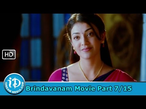 Brindavanam Movie Part 715 - Jr NTR Samantha Kajal Agarwal