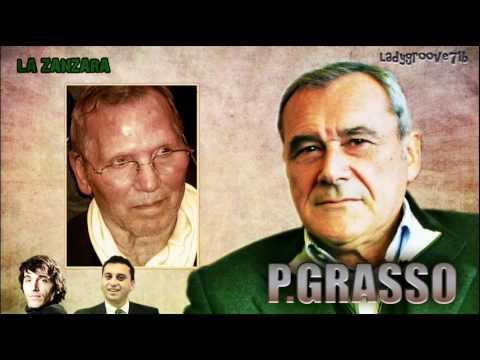 """P.Grasso: """"Un premio speciale a Silvio Berlusconi e al suo governo per la lotta alla mafia"""""""