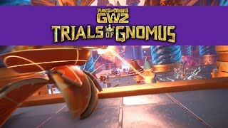 Trials of Gnomus Gameplay Trailer | Plants vs. Zombies Garden Warfare 2