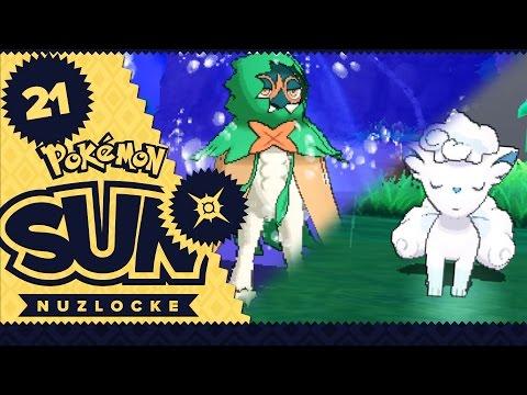CRITICAL CAPTURE!? - Pokémon Sun & Moon Nuzlocke! PART 21