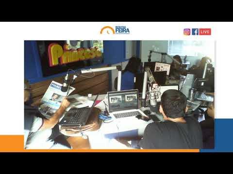 Entrevista com Deputado Federal João Roma sobre Anel de Contorno de Feira
