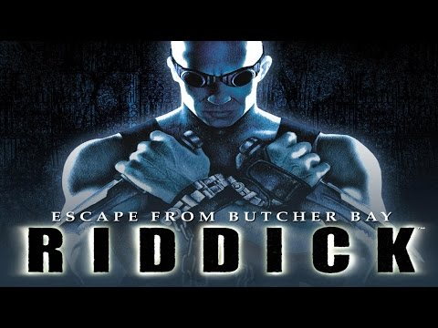 The Chronicles of Riddick: Escape from Butcher Bay - Jogo Retro 2004 / 2015