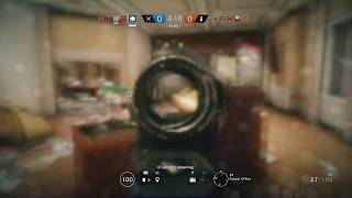 Killing Echo under his Yokai Drone Effect - Rainbow Six Siege