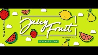 Juicy Fruit | Root to Fruits INTRO