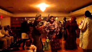 Baby Naming ceremony - African way- Wasiu Ayinde Kwam 1 & Obesere