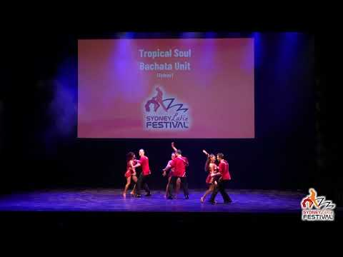SLF 2018 FRIDAY EVENING - Tropical Soul Bachata