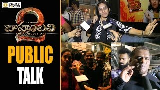 Bahubali2 Public Talk | Bahubali 2 Movie Review