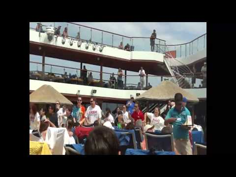 Elvis Impersonator, Transgender Beyonce and My Sister is a Jerk - Cruise Ship Day 7 thumbnail