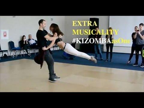 Kaem Marine Kizomba IMPROV- Best Musicality EVER !! HD