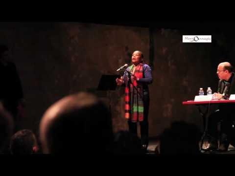 Christiane Taubira: discours sur Frantz Fanon