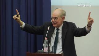 2 Lecture John Mearsheimer  MGIMO Moscow - The current situation in the Middle East