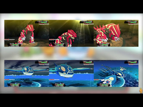 Pokémon Omega Rubin & Alpha Saphir - Wurzelheim, Metarost Arena, Super-Geheimbasen & Schlottberg!