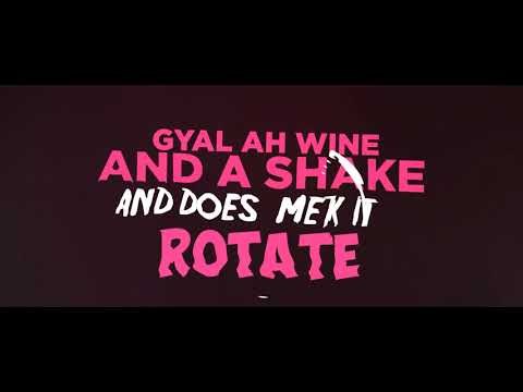 "Richie Rich - She Bad (Lyric Video)""2018 Soca"" (Barbados)"