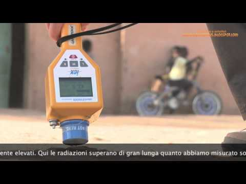 AREVA in Niger - Greenpeace report 2010 (ITA subs)