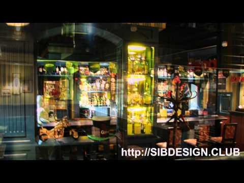 Дизайн интерьеров. Ресторанов и кафе. Дизайнеры России. Борис Зарипов