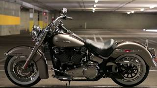 Harley-Davidson Softail Roundtable Discussion