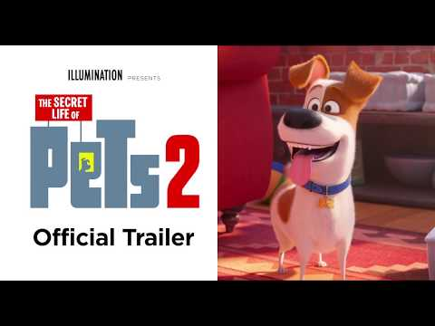 The Secret Life Of Pets 2: Trailer 1 (Universal Pictures) [HD]