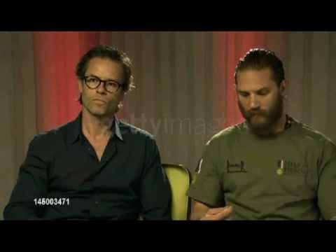 Tom Hardy & Guy Pearce talk about Lawless