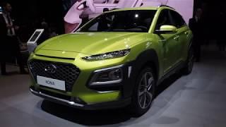 Hyundai Kona #AutoShow #WorldCars #Cars 005 #2019