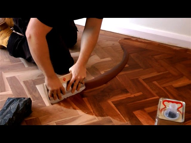How To Fill A Wooden Floor How To Sand A Floor