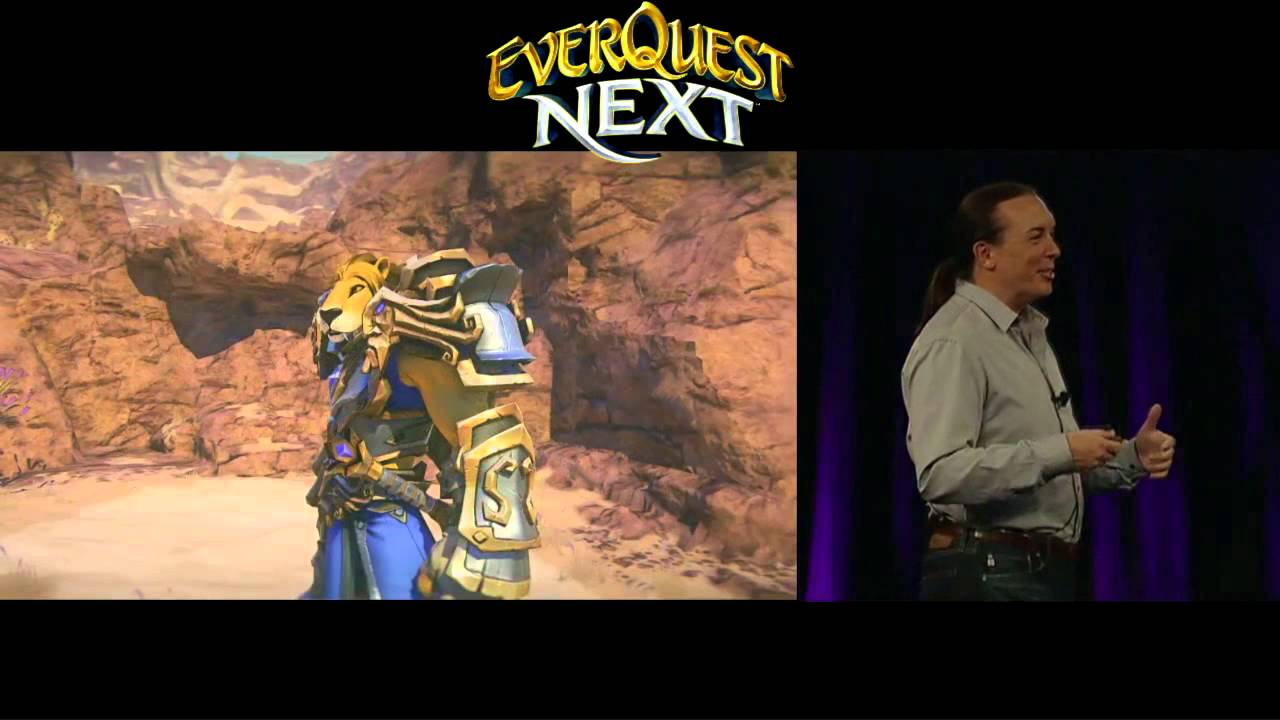 eq Next Races Everquest Next Races