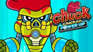 Chuck Chicken Power Up - All Episodes collection (13-1) Cartoon show