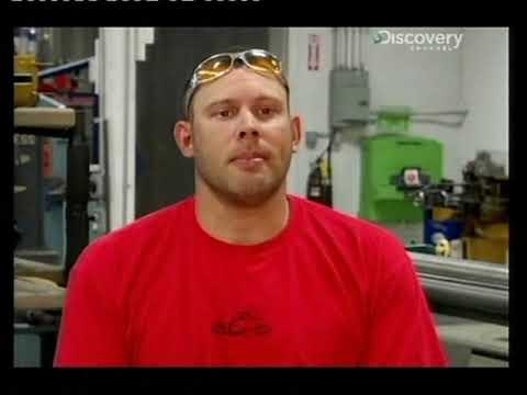 American Chopper - La moto de Bill Murray 01 - Discovery Channel España
