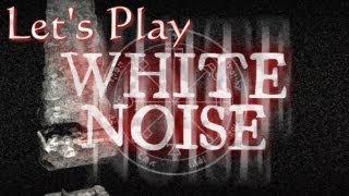 Slender on Xbox 360? - Let's Play White Noise - Slenderman inspired game gameplay