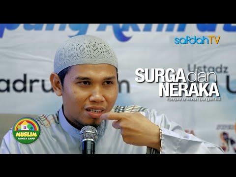 MUFLAND: Surga & Neraka - Ustadz Abu Usamah, Lc