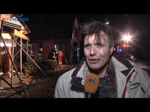 Auto miste kind op een haar na - RTV Noord