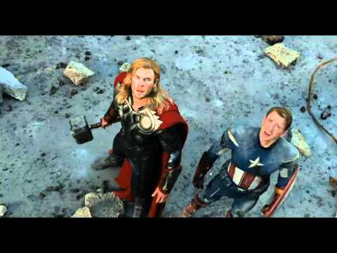 Marvel's The Avengers Video and Music Remix by raffaeleperri1