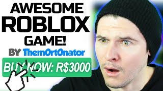 10 Amazing PAID Roblox Games Worth Buying!