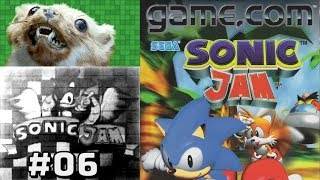 Sonic Jam for Tiger Game.com Part 6 — This game was made by hordgehegs — Yahweasel