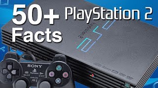50+ PS2 Facts - You Won't Believe Some of These!