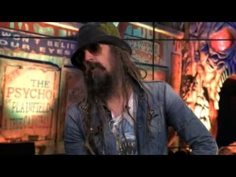 Full interview: Rob Zombie talks movies, crowdfunding, and haunted houses
