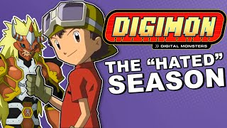 Digimon Frontier: The HATED Season | Billiam